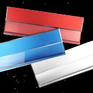 Badges Aluminium